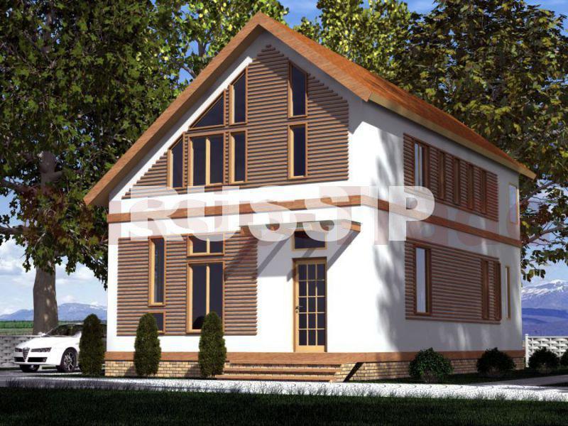 Проект СИП дома Омега