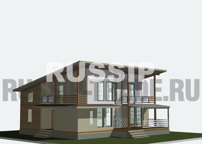 Проект СИП дома Европейский