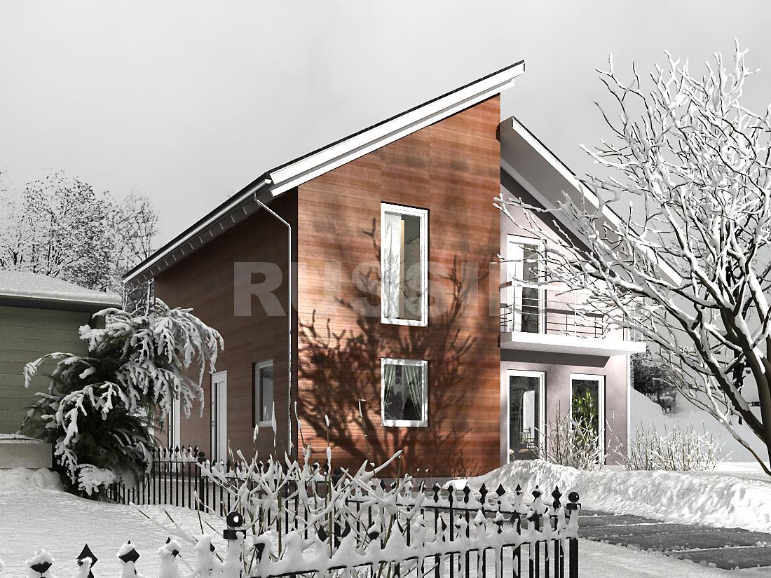 Проект СИП дома Комфорт