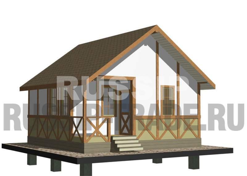 Проект СИП дома Лион