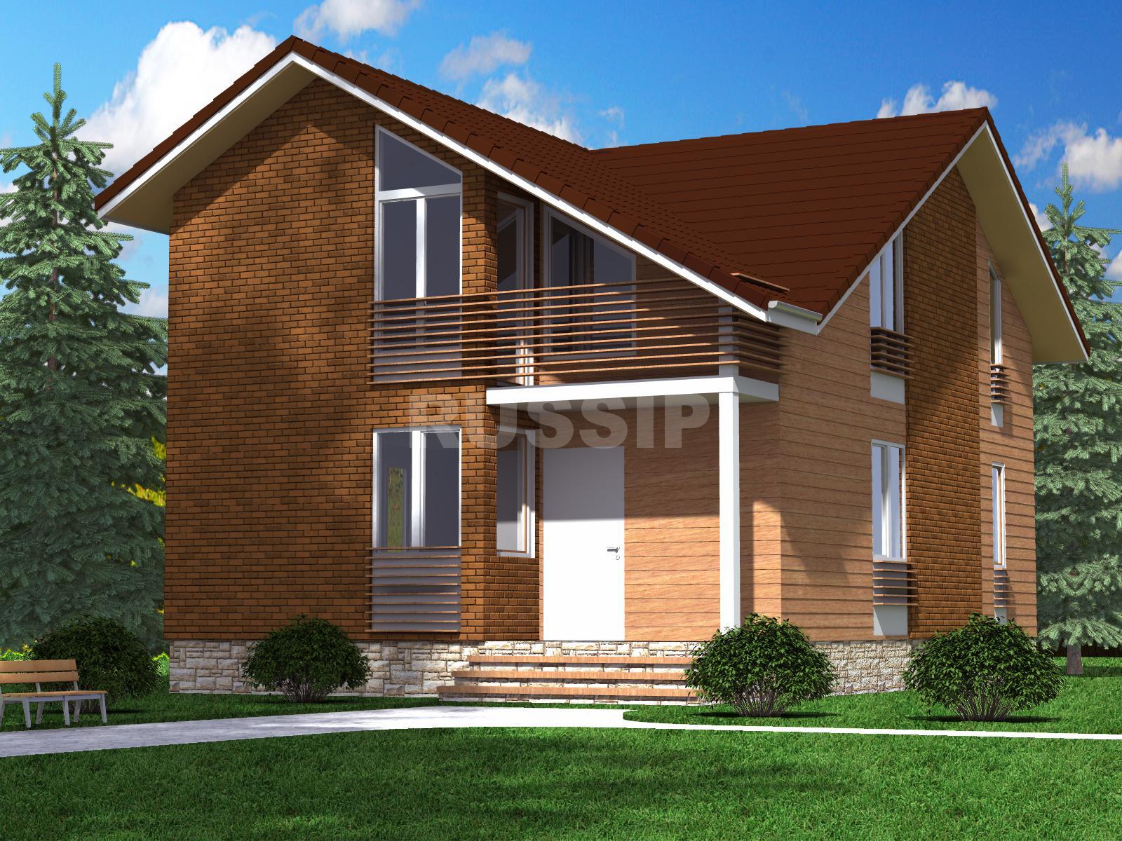 Проект СИП дома Солнечный