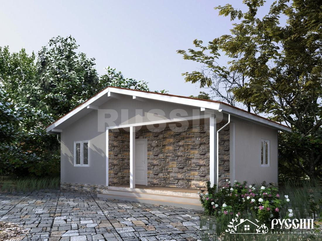 Проект СИП дома Ялта