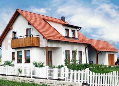 Проект СИП дома Астрид