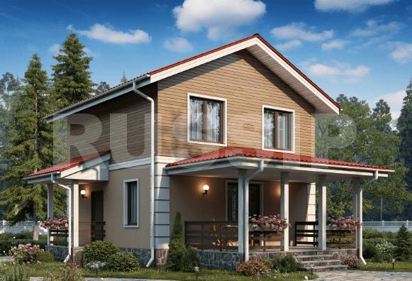Проект СИП дома Лёвенбург