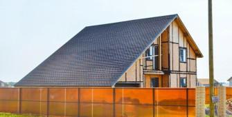 каркасный дом в екатеринбурге
