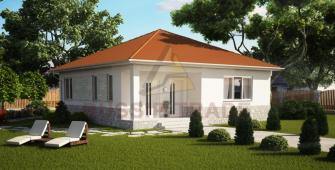 проекты домов из сип панелей в краснодаре