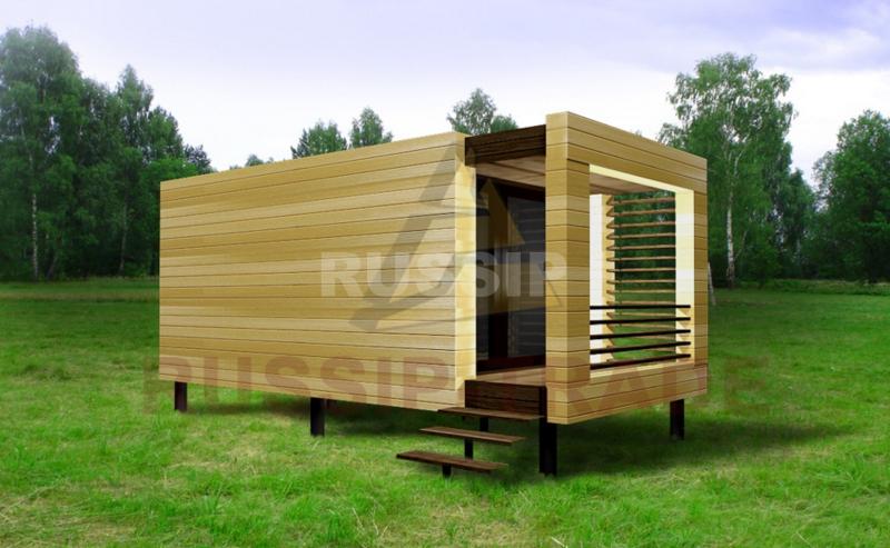Проект СИП дома Руан