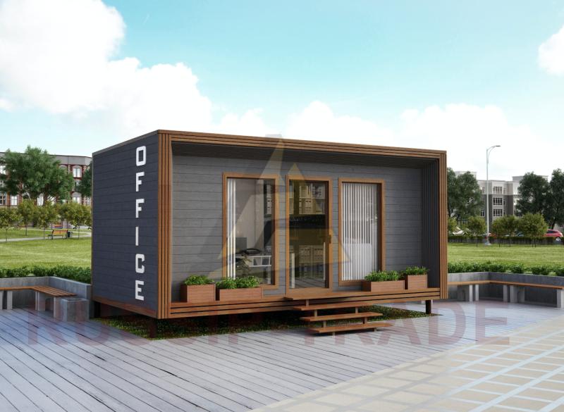 Проект СИП дома СИП-БОКС офис