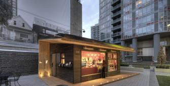 Проект дома из СИП панелей Магазин №3