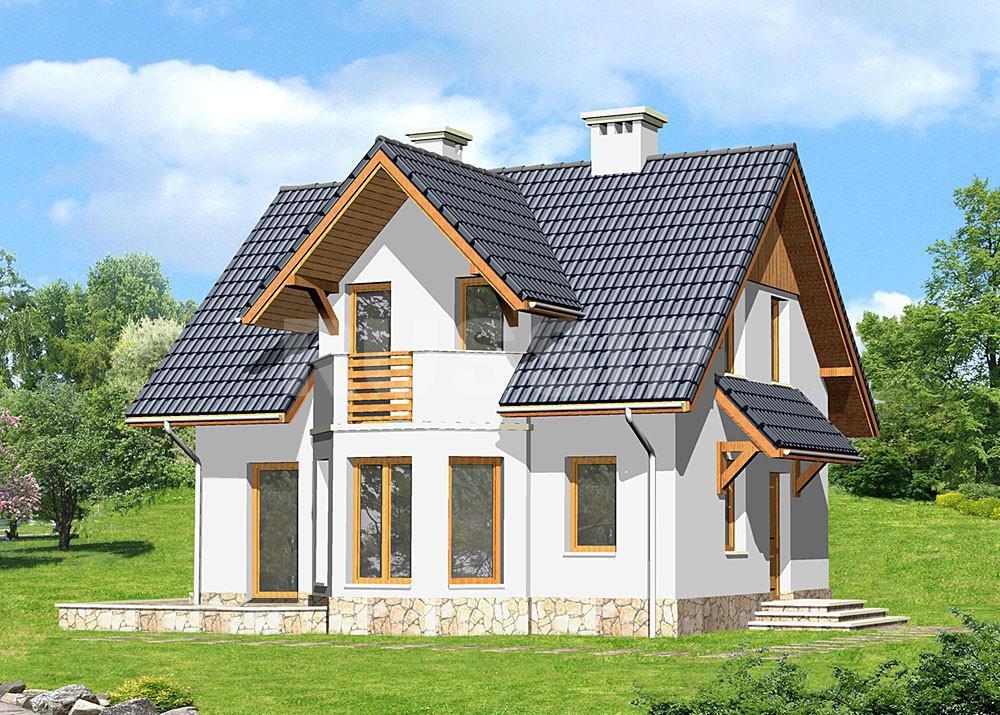 Проект СИП дома Пион