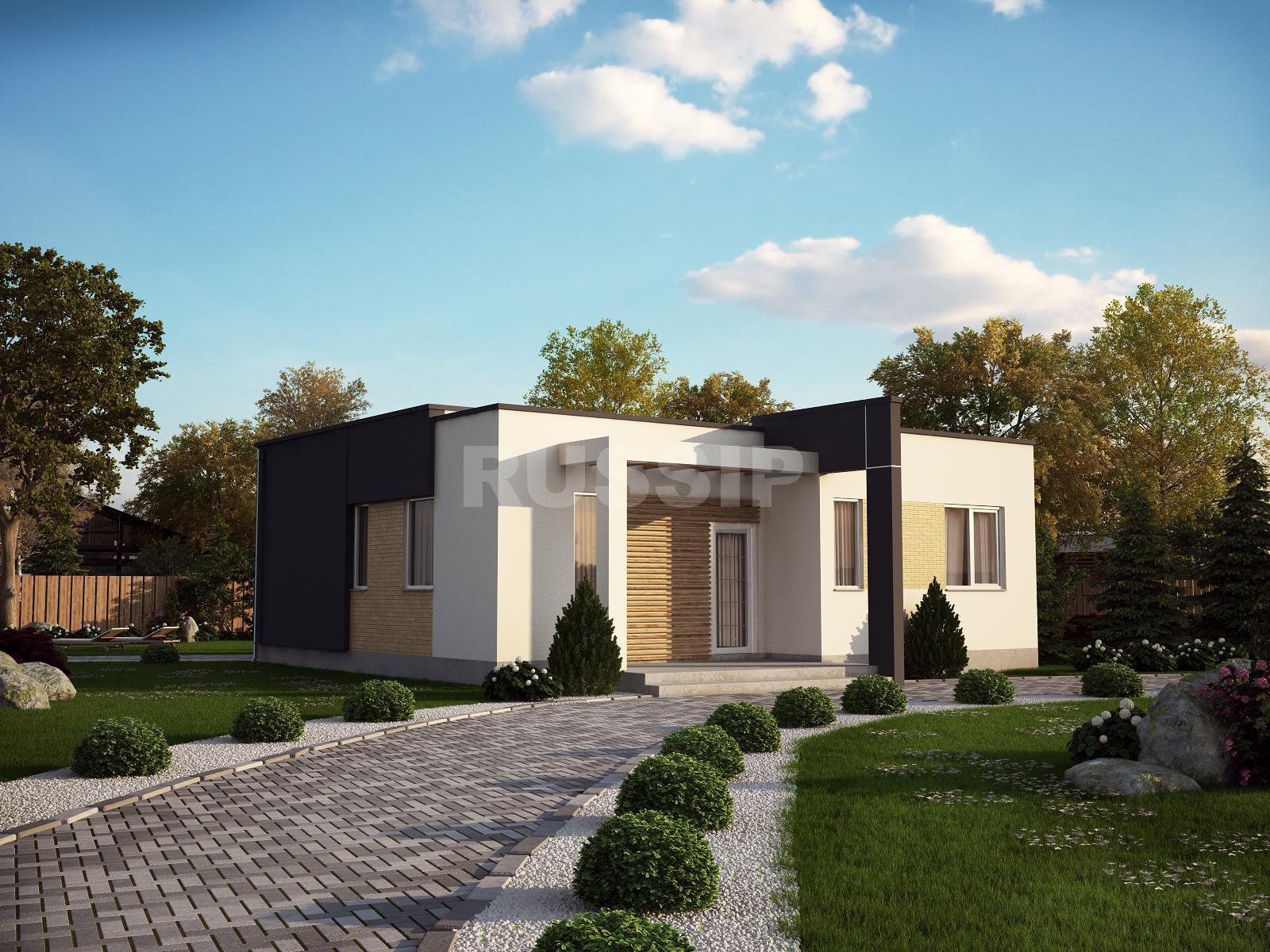 Проект СИП дома Прус