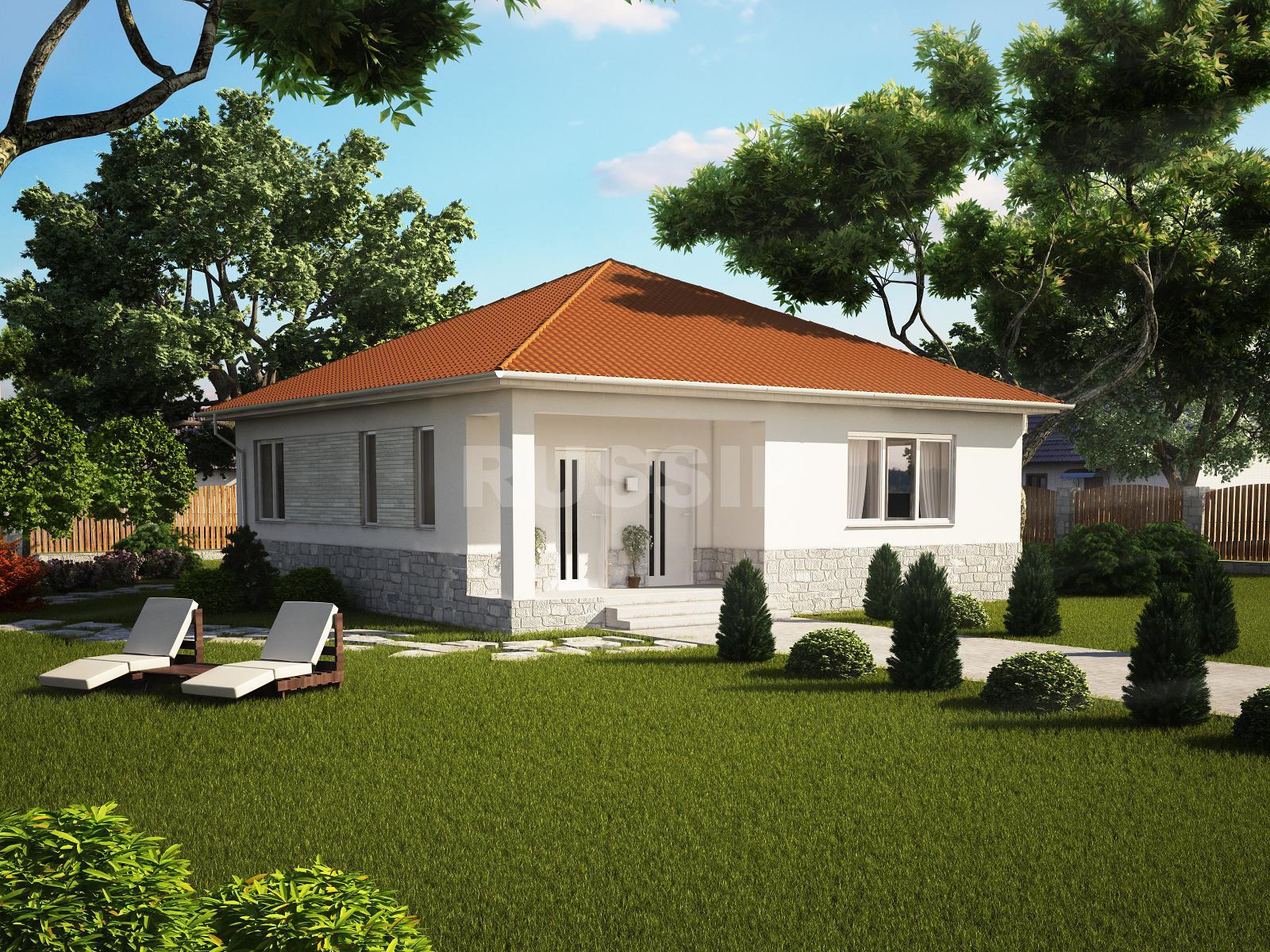 Проект СИП дома Тарас