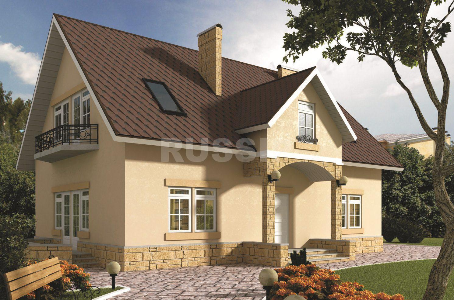 Проект СИП дома Базель