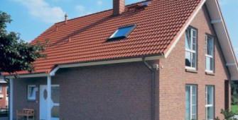 Проект дома из СИП панелей Фридланд