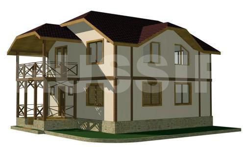Проект СИП дома Лейпциг
