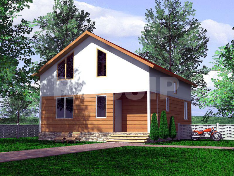Проект СИП дома Мелоди