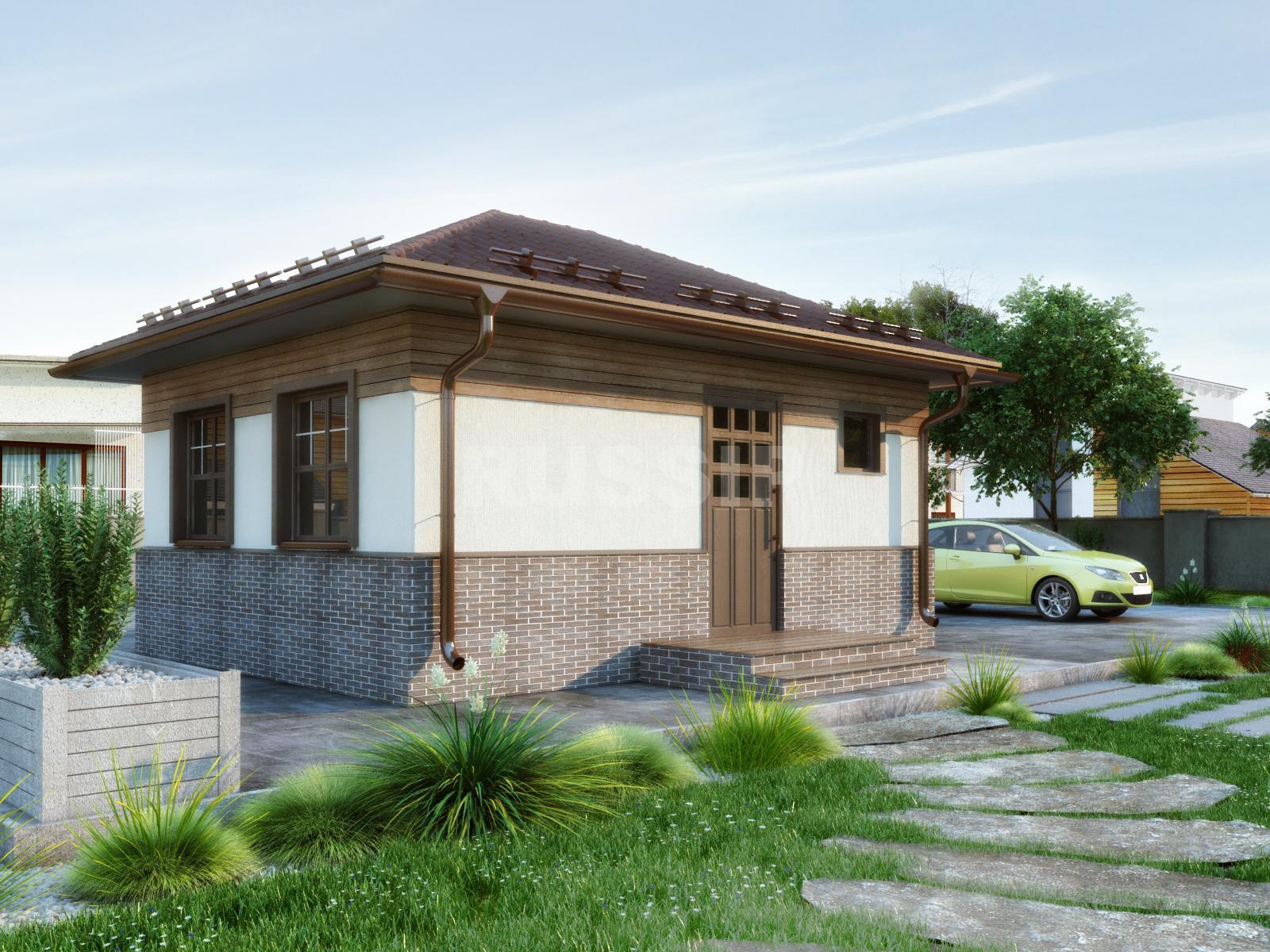 Проект СИП дома Монако