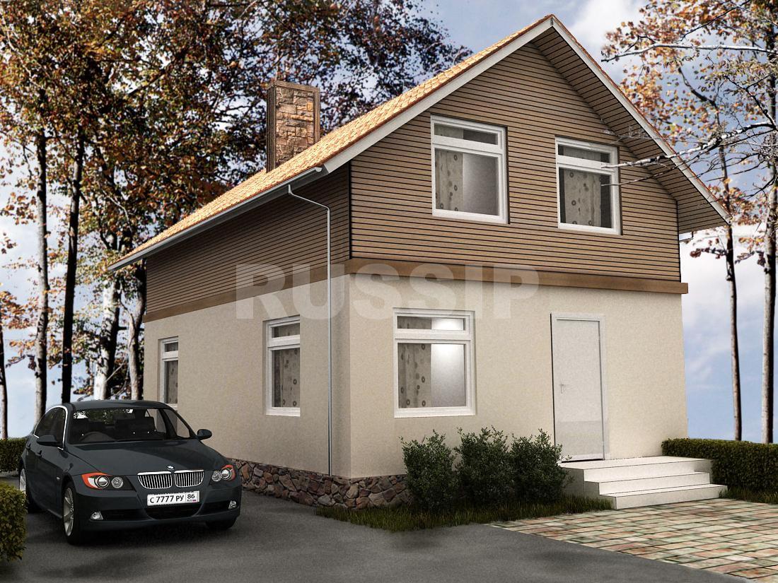 Проект СИП дома Мурман