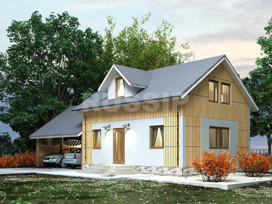 Проект СИП дома Прима