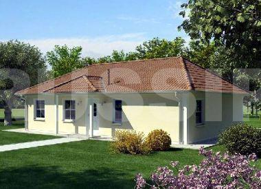 Проект СИП дома Санта-Роза